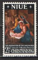 NIUE - 1967 - NATALE - CHRISTMAS - NUOVO MNH - Niue