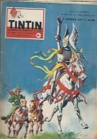 Tintin N°518 La Tragédie Du Titanic - L'ombre Du Glaive - Les Flibustiers - Salon Auto 1958 Aronde Pbo De 1958 - Tintin