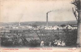 ¤¤  -    ARCHES    -    Vue Sur Archettes   -  Gare , Train , Chemin De Fer   -  ¤¤ - Arches