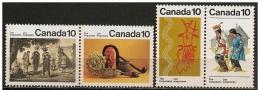 Canada: Indiani Irochesi, Iroquois, Iroquois Indians