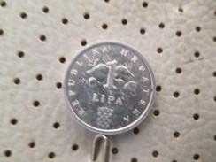 CROATIA 1 Lipa 1995 FAO FIAT PANIS 50 Years Anniversary 1945 - 1995 # 4 - Croatia