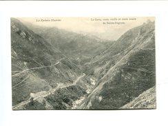 Cp - Le Gave, Route Vieille Et Route Neuve De Sainte Engrace (64) - Frankrijk
