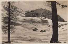 """8234-ALPE DI MOTTA-MADESIMO(SONDRIO)-CASA ALPINA """"LAGO AZZURRO""""-1932-FP - Sondrio"""