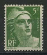 FRANCE -  M. DE GANDON - N° Yvert  719 ** - 1945-54 Marianne De Gandon