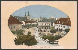Romania-----Marosvasarhely-----old Postcard - Rumania
