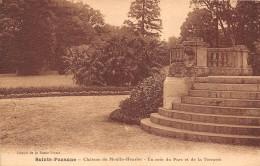 ¤¤   -  SAINTE-PAZANNE   -  Château Du Moulin-Henriet  -  Un Coin Du Parc Et De La Terrasse   -   ¤¤ - Sin Clasificación