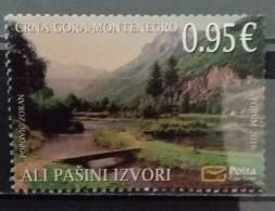 Montenegro, 2016, Nature Protection Ali Pasa Wellsprings (MNH) - Montenegro