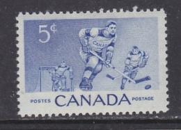 Canada 1956 Icehockey 1v ** Mnh (32267F)