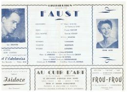 CONSTANTINE     FAUST - Théatre & Déguisements