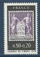 "FR YT 1870 "" Journée Du Timbre "" 1976 Neuf** - Unused Stamps"