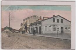 AK - Ukraine - Thumacz Ul. Panska - Mit Restauracya - Gasthof - Strassenansicht - 1905 - Ukraine