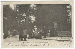 PARIS VECU - Au Jardin D'Acclimatation (CHAMEAU COUCHE). N° 45 - Sets And Collections