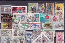 DAHOMEY : Y&T : Lot De 30 Timbres Oblitérés - Bénin – Dahomey (1960-...)