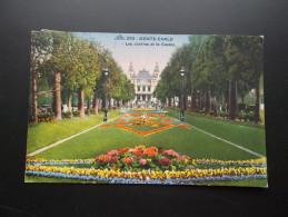 MONTE-CARLO Les Jardins Et Le Casino  1920 - Monte-Carlo