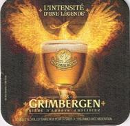 Sous-bock Grimbergen - L'intensité D'une Légende - Sous-bocks