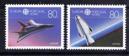 PORTUGAL-AÇORES  1991. AFINSA Nº 1998/1999 EUROPA-CEPT  NOVO  SEM CHARNEIRA.SES379GRANDE - Europa-CEPT