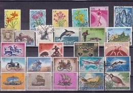 SAINT MARIN : Y&T : Lot De 25 Timbres Oblitérés - Collections, Lots & Séries
