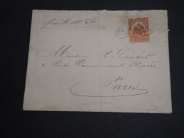 HAITI - Enveloppe Pour Paris En 1899 - A Voir - L 2915 - Haïti