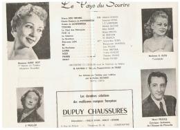 CONSTANTINE      LE PAYS DU SOURIRE - Théatre & Déguisements