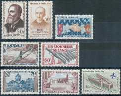 France 1959, Petit Lot De Timbres **/mnh - Unused Stamps