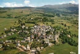 La Tour-d´Auvergne.. Belle Vue Aérienne Du Village - Otros Municipios