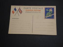 FRANCE - Carte En FM Avec Publicité Boldoflorine - A Voir - L 2931 - Cartes De Franchise Militaire