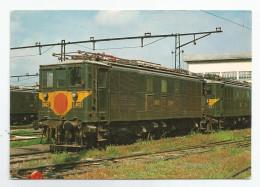 Maroc - Casablanca - Dépot Chemins De Fer Marocains Locomotive - Casablanca