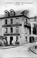 La Bourboule. Hôtel Des Voyageurs. Leclerc Propr. - La Bourboule