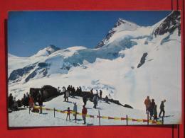 Grindelwald / Lauterbrunnen (BE) - Jungfraujoch / Bahnpost - BE Bern