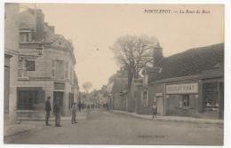 41 LOIR ET CHER - PONTLEVOY La Route De Blois - France