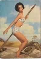 AK - PIN-UP Girl  (Krüger-Verlag) 60er - Pin-Ups