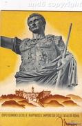 """MILITARI-""""DOPO QUINDICI SECOLI E´ RIAPPARSO L´IMPERO SUI COLLI FATALI DI ROMA-MUSSOLINI-4 SCANN-VEDI - Militaria"""