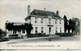 N°50369 -cpa Joué Les Tours -la Borde- - Frankreich