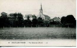 N°50370 -cpa Joué Les Tours -vue Générale- - France