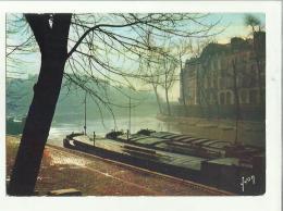 133688 PARIS PARIGI CHIATTE SUL FIUME - Chiatte, Barconi