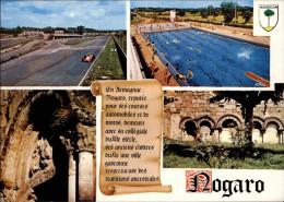 32 - NOGARO - Piscine - Circuit Voiture - Nogaro