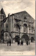 17 SAINTES - Ancienne Abbaye De Sainte Marie - Saintes
