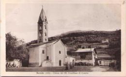 BORMIO - Chiesa Del SS. Crocifisso Di Combo - Sondrio