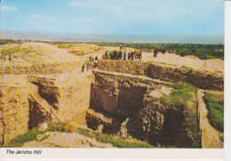(ISR64) JERICHO (PALESTINE. CISJORDANIA) . THE EXCAVATIONS - Israel