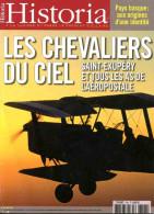 Historia Les Chevaliers Du Ciel