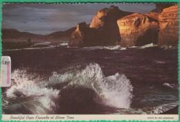 Etats Unis - Beautiful Cape Kiwanda At Storm Time - Oregon Coast - Etats-Unis