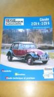 3 Revues Dédiées à La 2CV - Catalogue Des Pièces Détachées 2014, 2CV Ed Collection Auto Plus, Revue Tech 2CV4 2CV6 - Auto