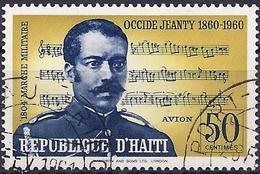 Haïti 1960 - The Composer, Occide Jeanty ( Mi 643 - YT Pa 208 ) Airmail - Haïti