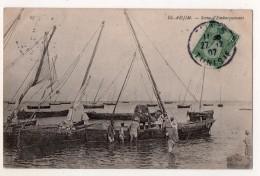 EL ADJIM  Scène D Embarquement - Tunisie