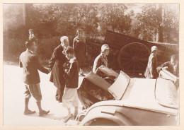 Livret De Mariage -environs VALENCE  France Année 1930 Sans Doute -photographe : Paul Jacquin -noces Robe Mariée