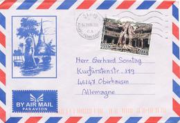 PNOM PENH - 2006 , Letter To Oberhausen - Cambodia