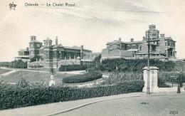 BELGIUM - Ostende - Le Chalet Royal - Oostende