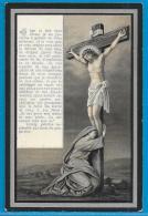 Souvenir Pieux De Adrienne Demeur - Ophain - Namur - 1793 - 1892 - Images Religieuses