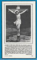 Souvenir Pieux De Renée M.-L. F. Baronne Albert Van Der Straten Waillet - Namur - Bruxelles - 1881 - 1956 - Devotion Images