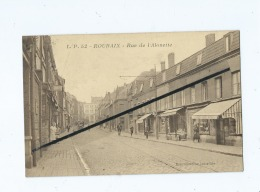 CPA  - Roubaix  - Rue De L'Alouette - Roubaix